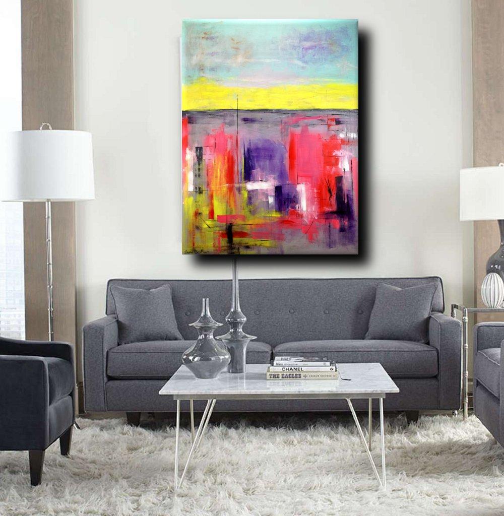 Quadri moderni per arredo for Quadri moderni per arredamento soggiorno