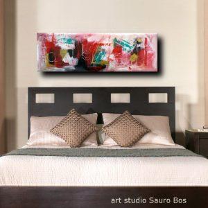 quadri-astratti-per arredamento-camera -da l-etto-soggiorno-b19
