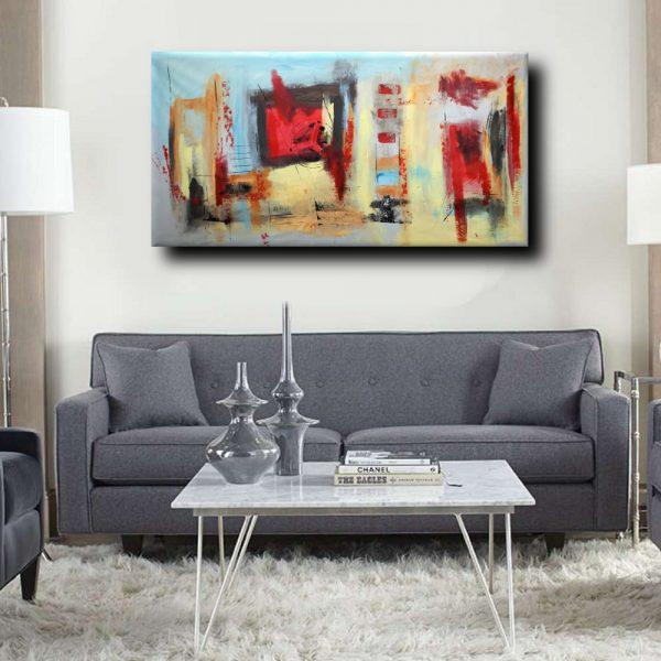 Quadri soggiorno una collezione di idee per idee di for Idee quadri soggiorno