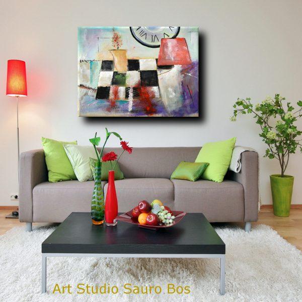 quadri per arredamento moderno | sauro bos