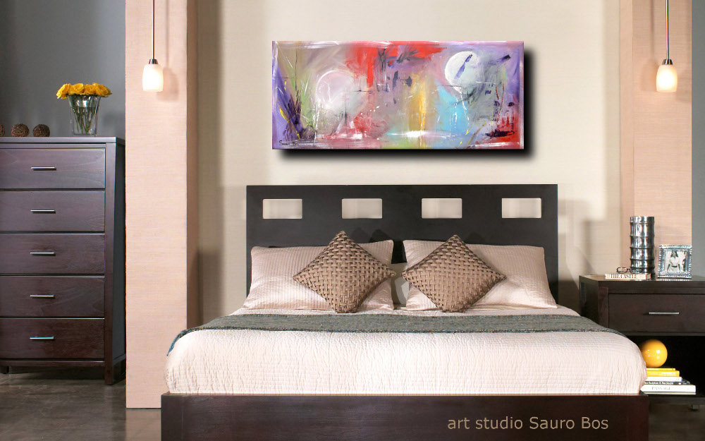 Beautiful Quadro Moderno Camera Da Letto Ideas - Amazing Design ...