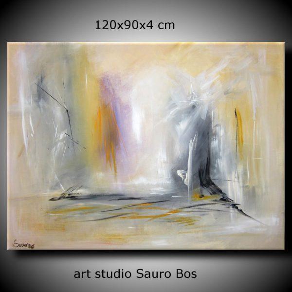grazia quadro moderno astratto 600x600 - dipinto astratto per soggiorno ufficio