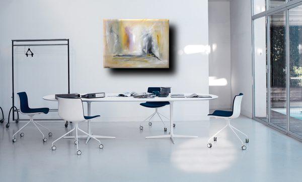 graziufficioquadro astrattoperufficio 600x363 - dipinto astratto per soggiorno ufficio