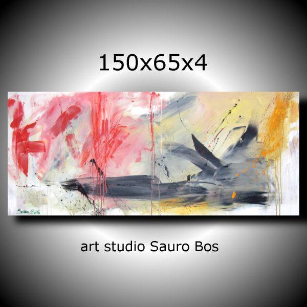 paesaggio informale 2 600x600 - quadro astratto moderno 3
