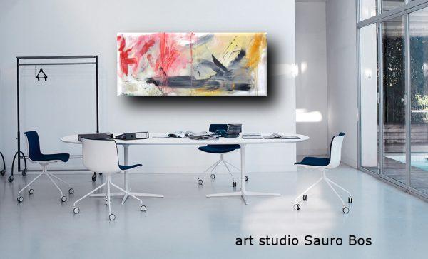 paesaggioinformale2office 600x363 - quadro astratto moderno 3