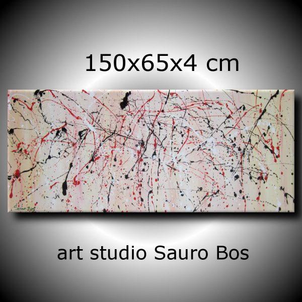 poetico quadro astratto 600x600 - dipinto astratto moderno