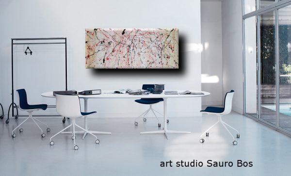 poeticoufficio 600x363 - dipinto astratto moderno