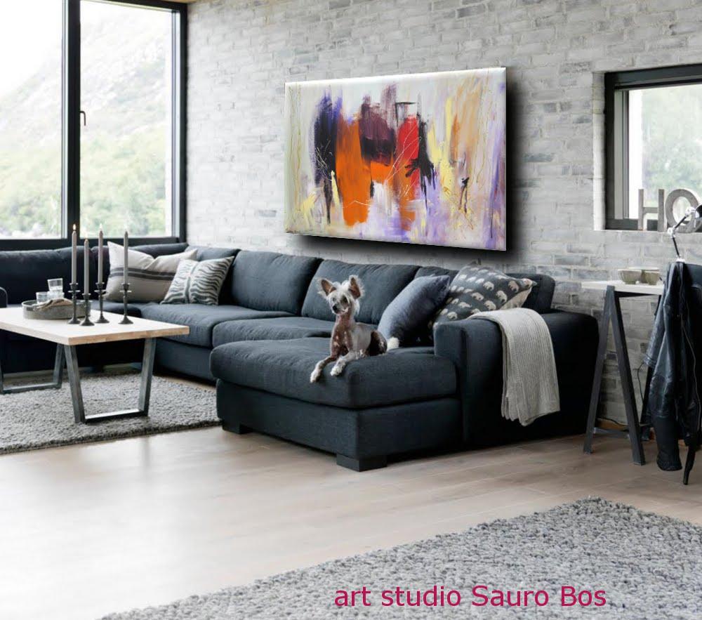 sogg quadro moderno - quadri astratti moderni
