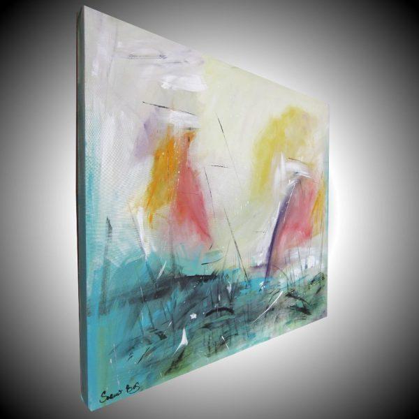 leveledx 600x600 - dipinto astratto per soggiorno