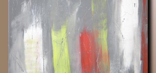 quadro astratto moderno eroico 520x245 - archivio quadri astratti artista Sauro Bos
