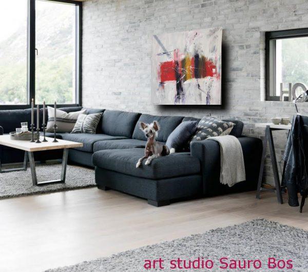 sospesodivble 600x530 - quadro astratto moderno quadrato
