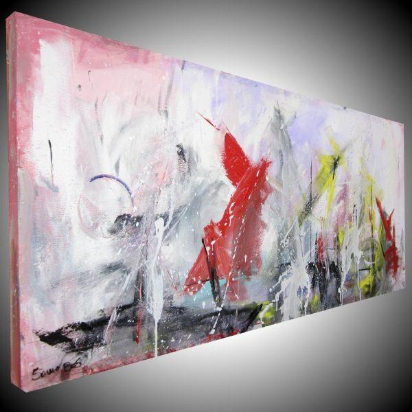 splashes quadro astratto dx 600x600 - quadro astratto per soggiorno