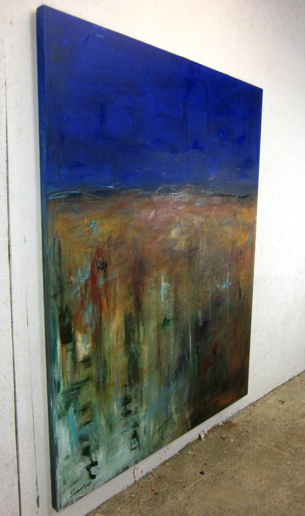 quadro moderno sky 1 - quadro moderno per soggiorno
