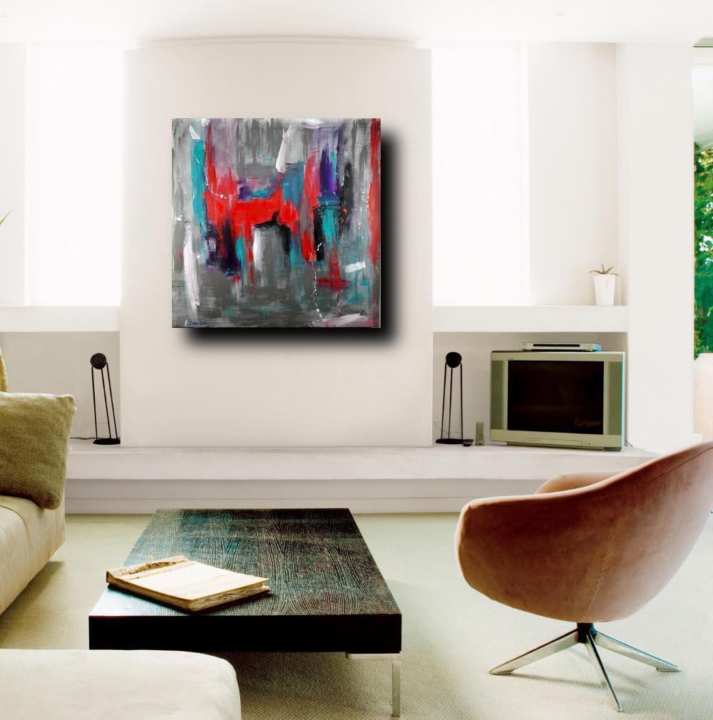 quadri astratti moderni vendita online | sauro bos