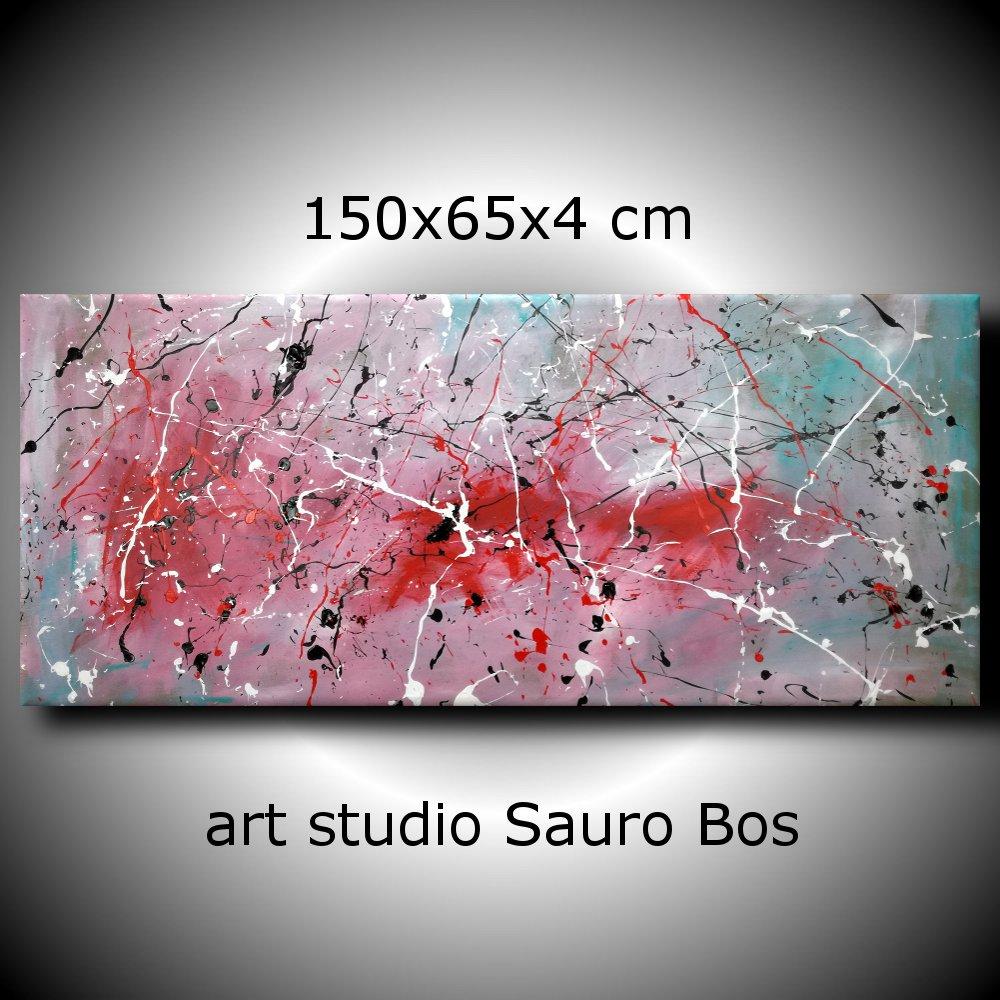Gallery of quadri astratti moderni astratto moderno fiori sanader ...