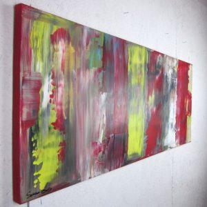 quadri astratti info a5 300x300 - quadri astratti informali  per soggiorno nero rosso