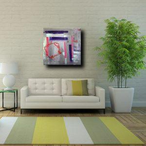 a31 sogg quadri astratti moderni geometrici 300x300 - quadri astratti dipinti a mano 100x100 geometrico