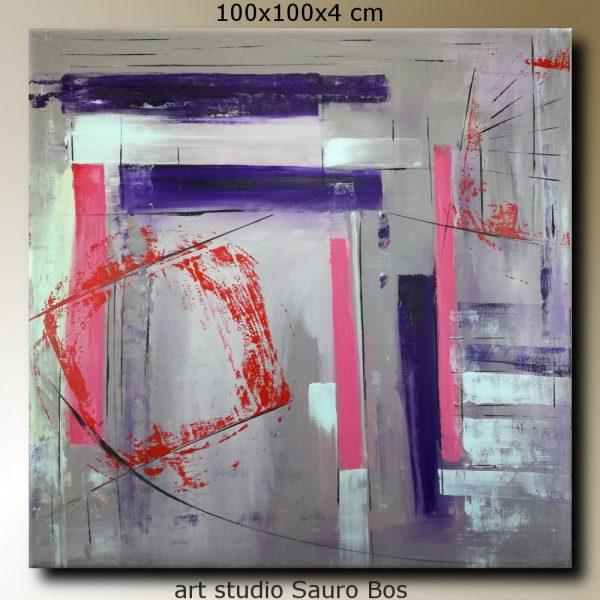 quadri astratti a31 600x600 - quadri astratti dipinti a mano 100x100 geometrico