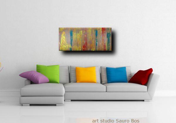 quadri astratti div a16 600x420 - quadri astratti informali  tinta tortora