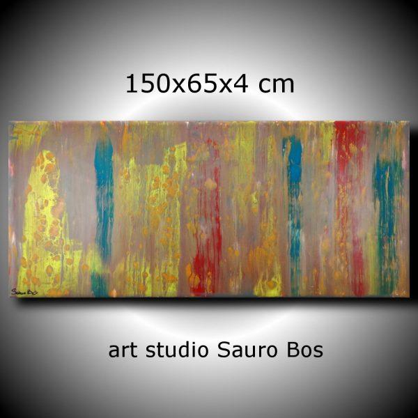 quadri astratti olio su tela a16 600x600 - quadri astratti informali  tinta tortora