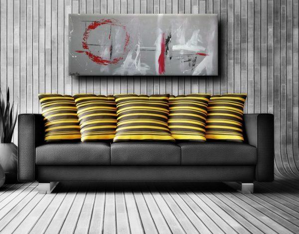 quadri astratti olio su tela a21 600x470 - quadri astratti informali  a21