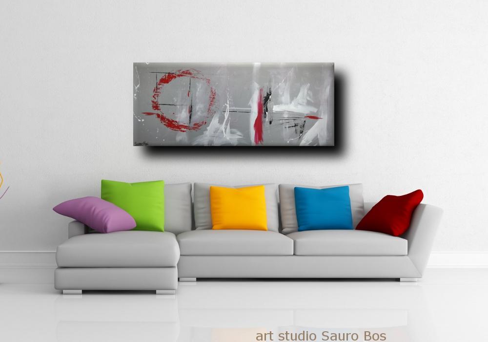 quadri astratti olio su tela1 a21 - quadri astratti informali  a21