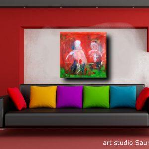 b 70 quadri moderni 300x300 - quadri astratti colorati 80x80