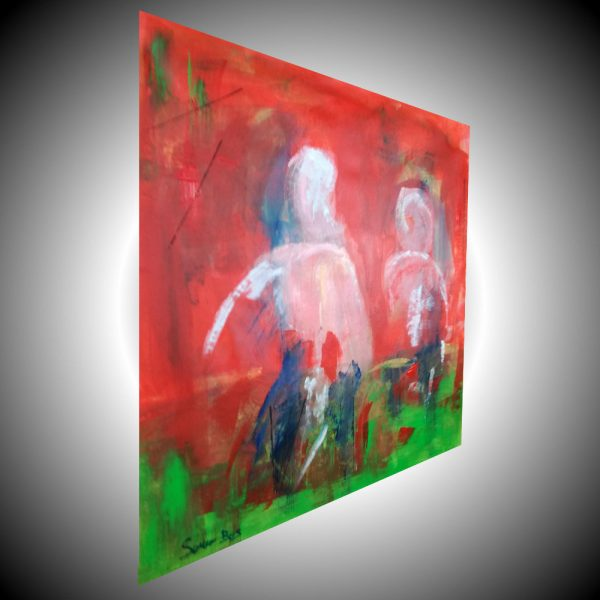dx quadro moderno b70 600x600 - quadri astratti colorati 80x80