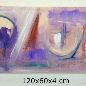 paesaggioastrattob8a 300x300 - quadri moderni ad olio colorati 120x60 per soggiono