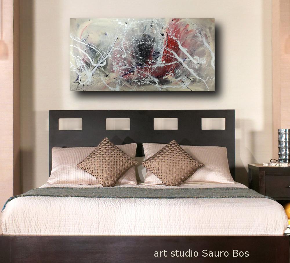 Quadri Per Bagno Moderno quadri per camera da letto astratti | sauro bos