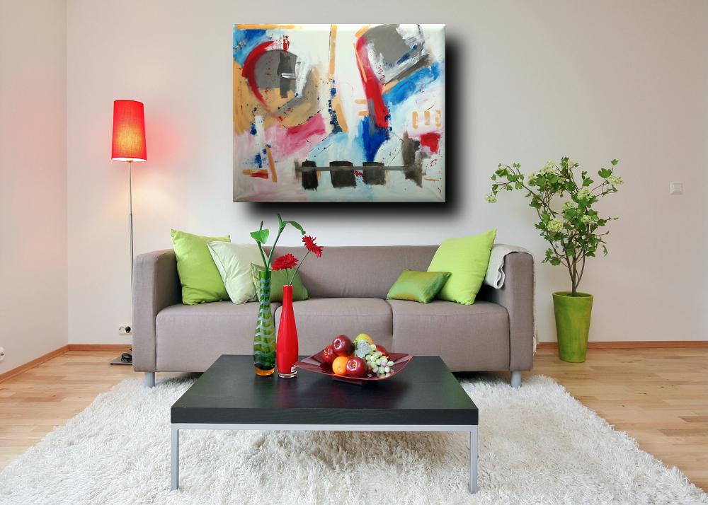 dipinti moderni grandi dimensioni xxl b35 - dipinti moderni grandi dimensioni 155x130