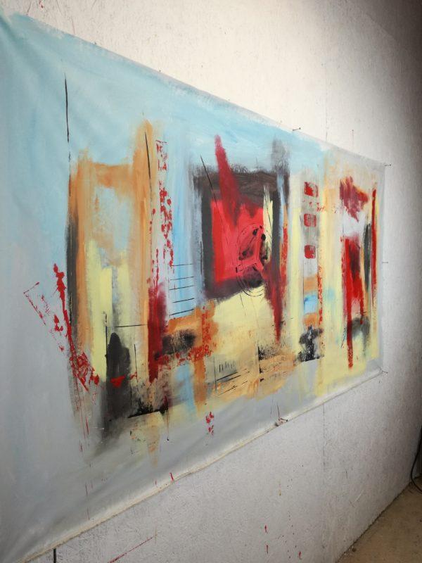 quadri astatti moderni per arredamento adxb34.jpg 600x800 - dipinti moderni grandi dimensioni 180x90 per soggiorno