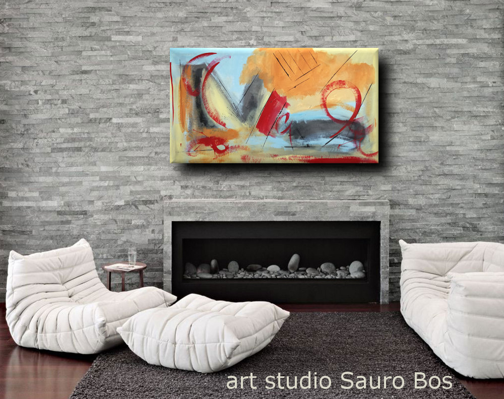 quadri arredamento design moderno   sauro bos