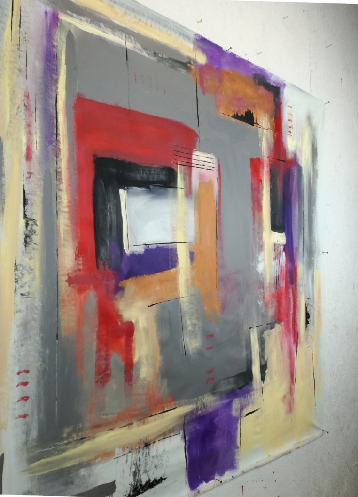 quadri astratti olio su tela b28 739x1024 - vendita quadri moderni
