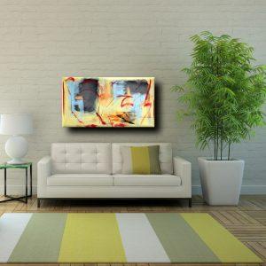 quadri astratti olio su tela moderni b39 300x300 - dipinti moderni fatti a mano 120x60