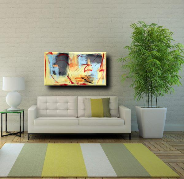 quadri astratti olio su tela moderni b39 600x583 - dipinti moderni fatti a mano 120x60