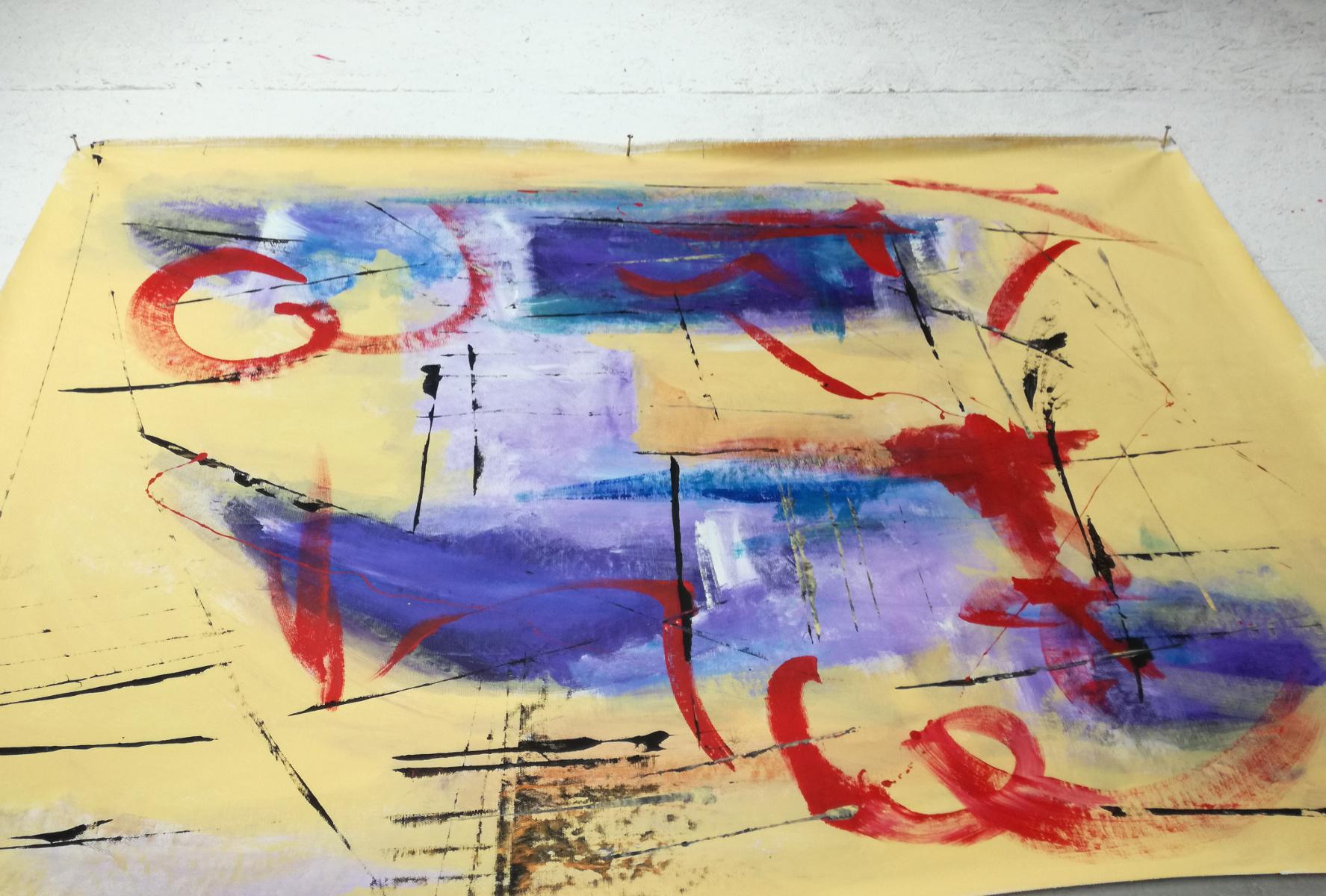 quadri astratti su tela b43.jpg - dipinti astratti fatti a mano 120x80 xxl