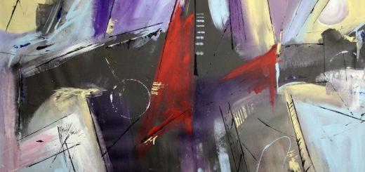 quadri astratti su tela b46 520x245 - quadri moderni astratti dipinti a mano