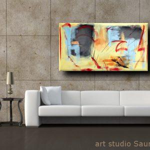 quadri moderni astratti grandi b39 300x300 - dipinto su tela per casa moderna 120x80