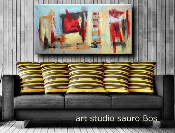 quadri moderni astratti olio su tela b34 600x458 - dipinti moderni grandi dimensioni 180x90 per soggiorno