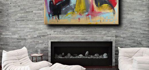 quadri moderni colorati b32 520x245 - quadri su tela