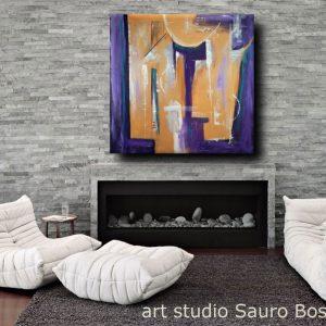 quadri moderni geometrici fatti a manob23 300x300 - quadri moderni geometrici 120x120 olio su tela