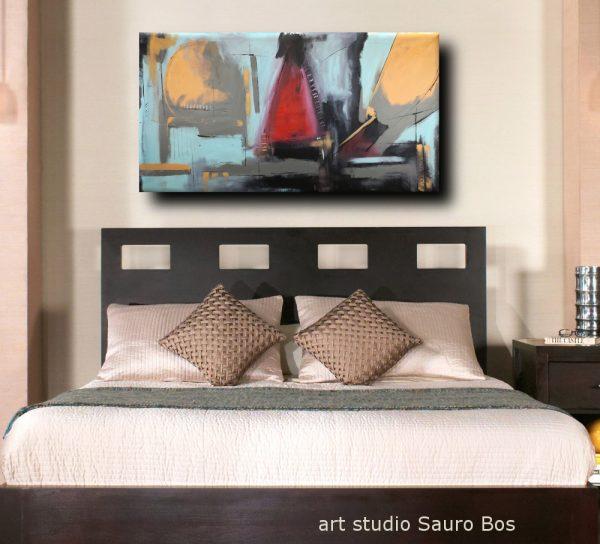 quadri moderni per camera da letto b31 600x544 - quadri moderni grandi dimensioni 180x90 olio su tela