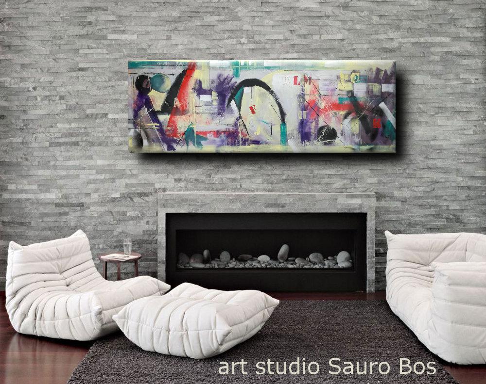 quadro moderno grandi dimensioni - quadri moderni grandi dimensioni 180x50 astratto