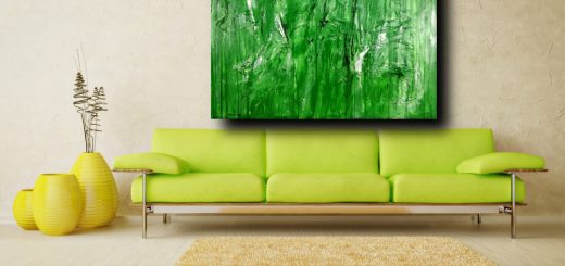 quadri moderni in rilievo b52 520x245 - dipinti su tela colorati