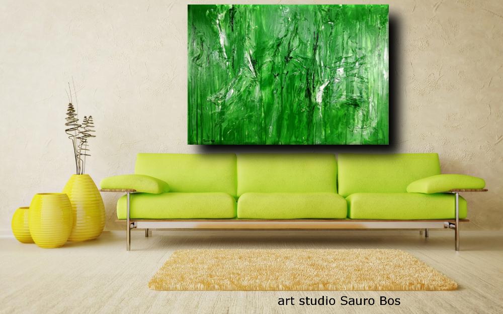 quadri moderni in rilievo b52 - dipinti su tela colorati