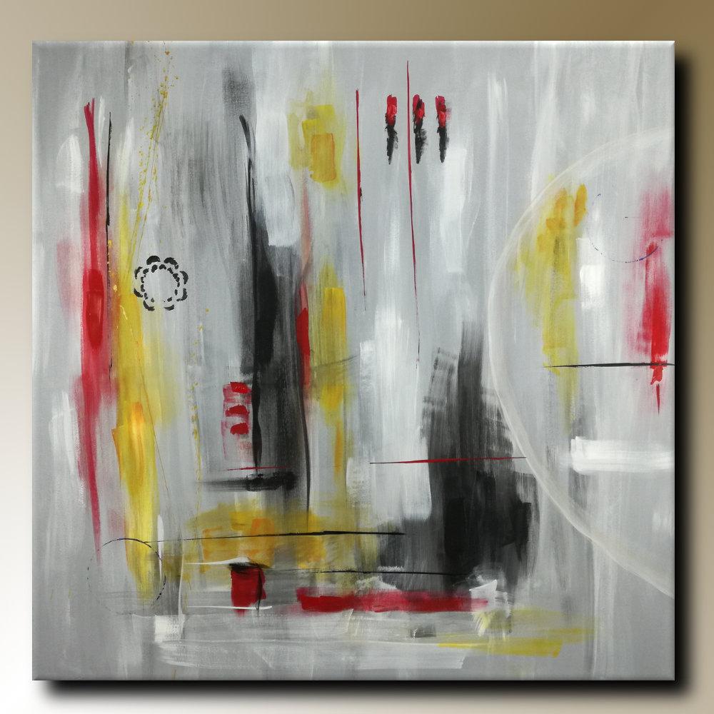 quadri moderni 120x120 olio su tela | sauro bos