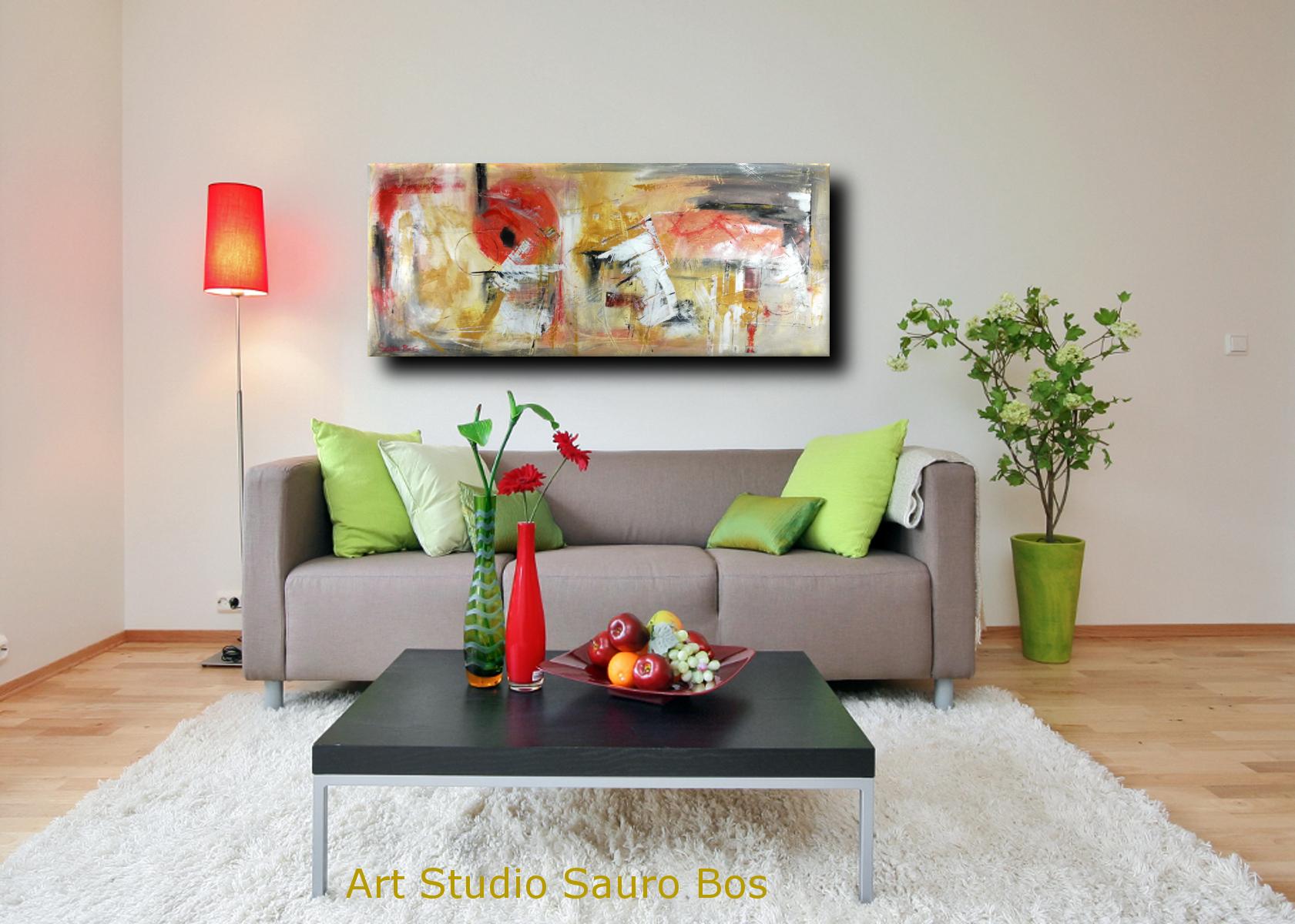 Beautiful Quadri Moderni Per Soggiorno Photos - House Design Ideas ...