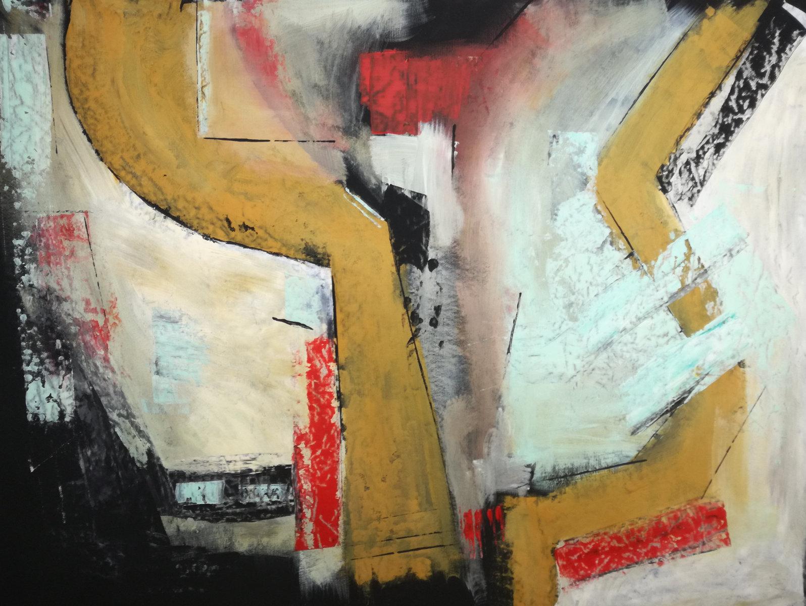 quadro astratto c010 - dipinti astratti fatti a mano 120x90 xxl