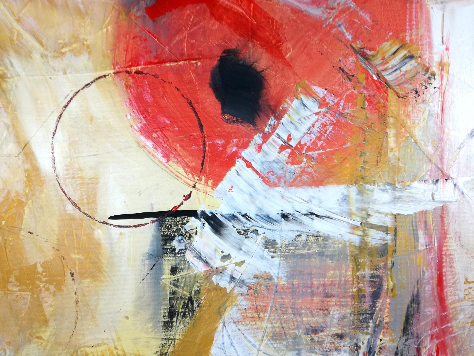 quadro astratto dettaglio c01 - quadri astratti informali per soggiorno 150x65